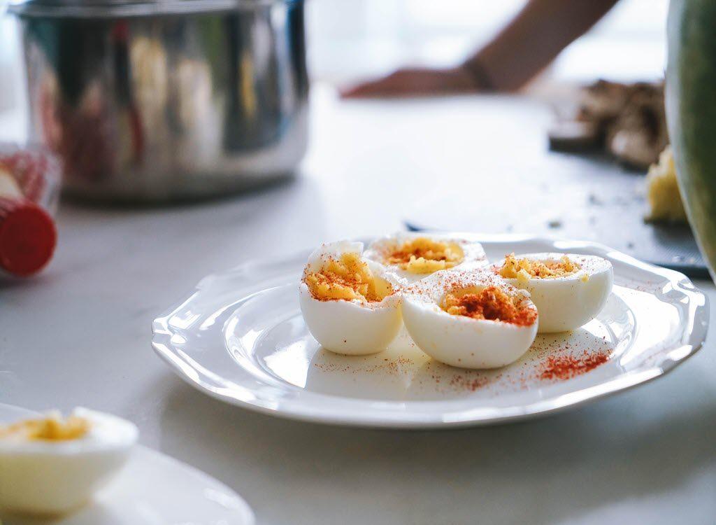 dijeta sa kuvanim jajima
