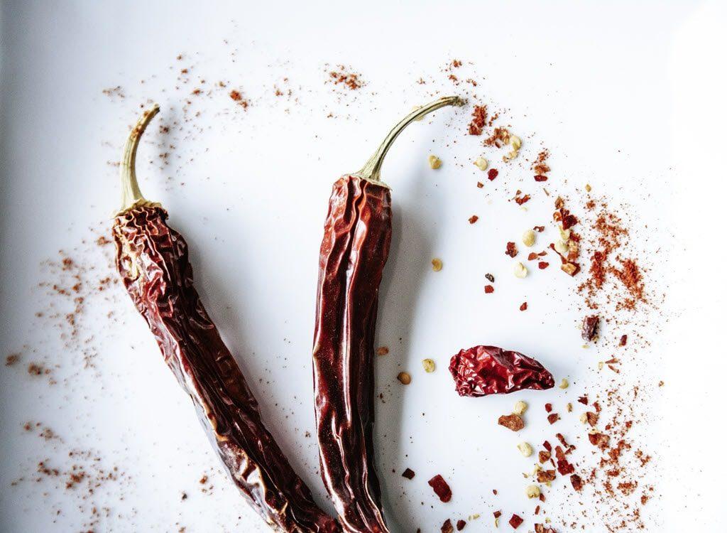 ljuta paprika zdravlje