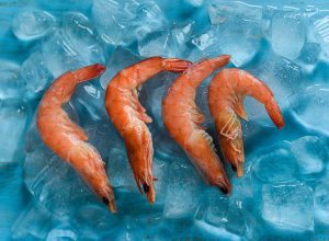 Škampi i šampinjoni na grčki način