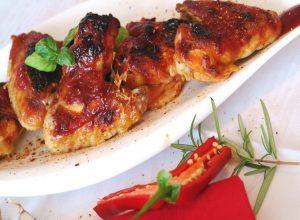 Tri recepta za ljutu i začinjenu piletinu