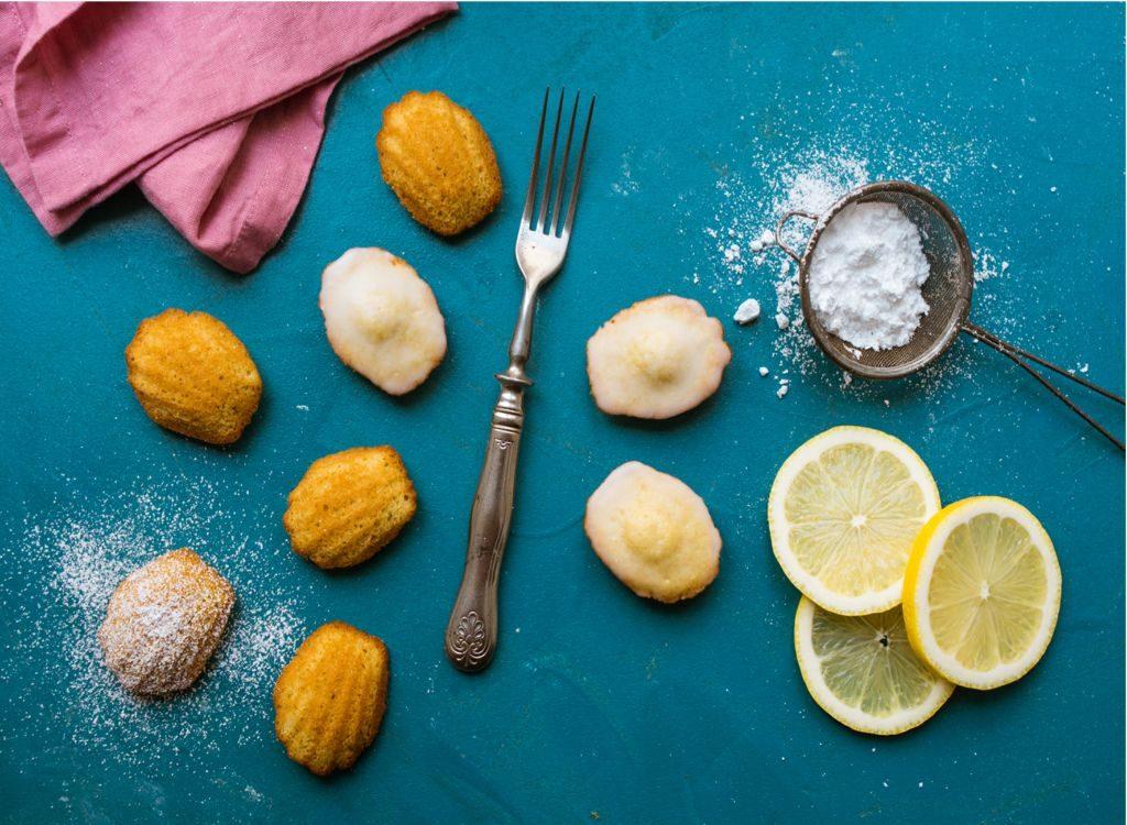 suvi kolač sa limunom