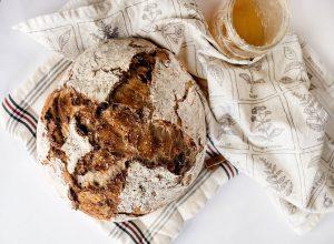 Integralni hleb sa mirođijom