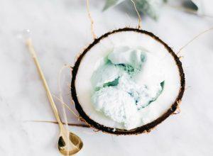 Sladoled od kokosa