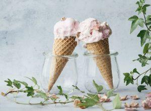 Sladoled od kupine