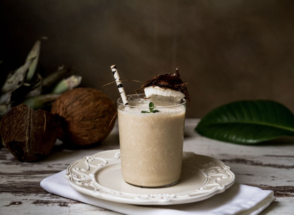 Voćni jogurt od kokosa