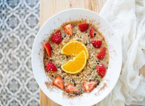 Zdrav doručak sa malo kalorija