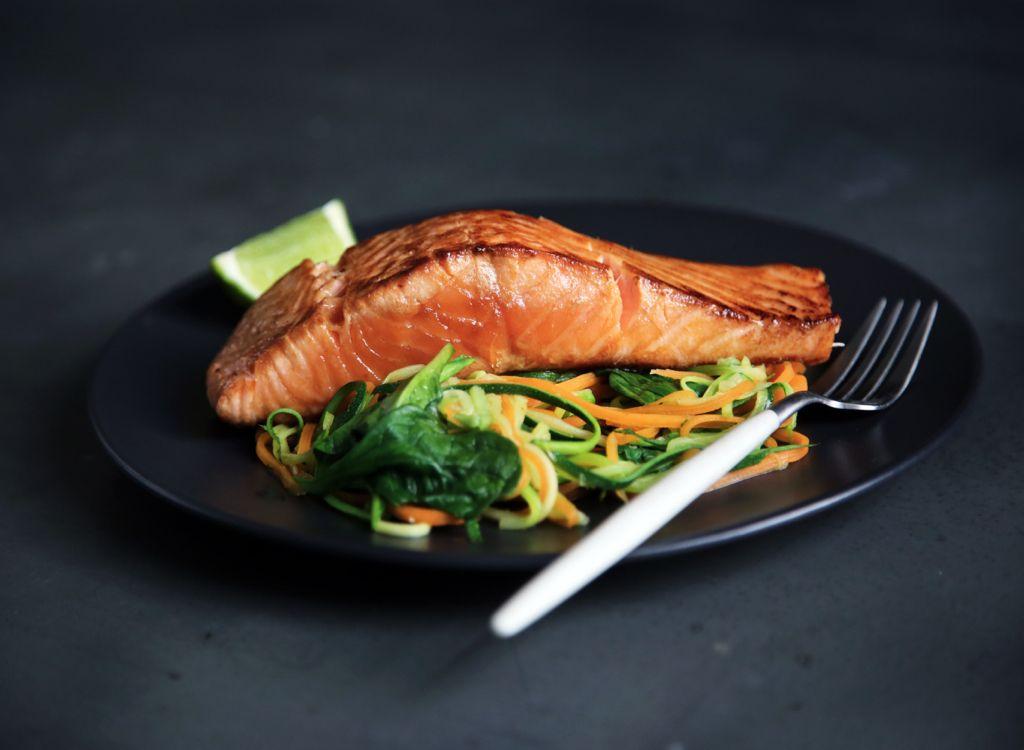 Recept za pripremu svežeg lososa