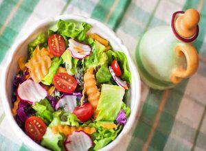 Slasna organska salata