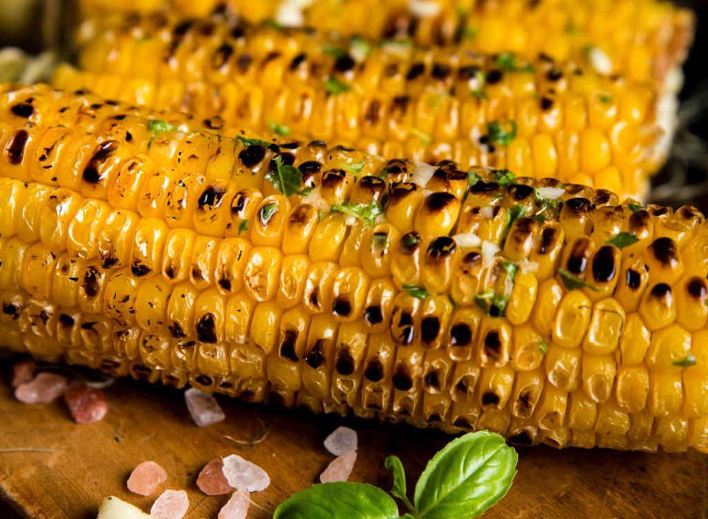 Kukuruz šećerac na roštilju